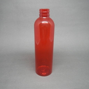 BOT PET COL 120ML TUBULAR ROJO 20/410